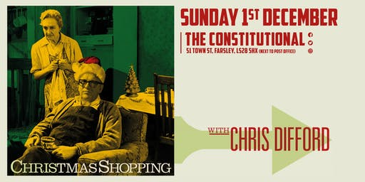 Chris Difford - Christmas Shopping