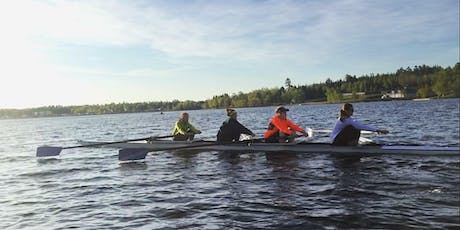 Learn to Row with Olympic Medalist Janine Stephens!  tickets