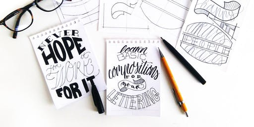Brush Pen Calligraphy Workshop - Create Hand Lettered Motivational Quotes