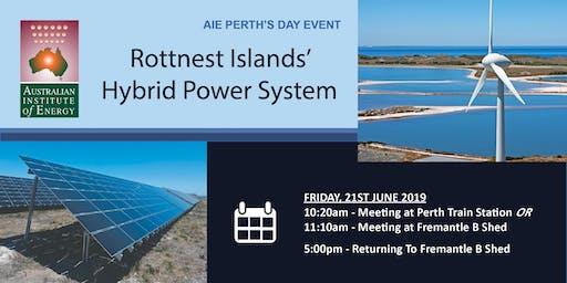 Rottnest Islands' Hybrid Power System