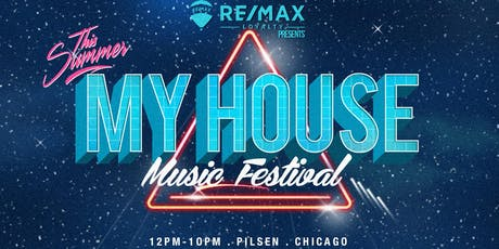 My House Music Festival 2019 tickets