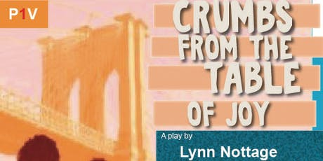 """Crumbs from the Table of Joy"" - San Diego's Fifth Annual Juneteenth Theatrical Celebration tickets"
