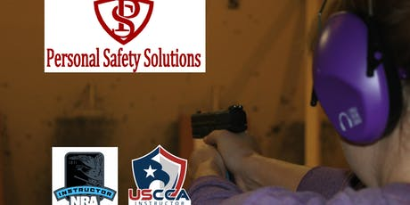 Concealed Carry (Defensive Pistol) Level 1 Class $125 Sept 14, 2019 tickets