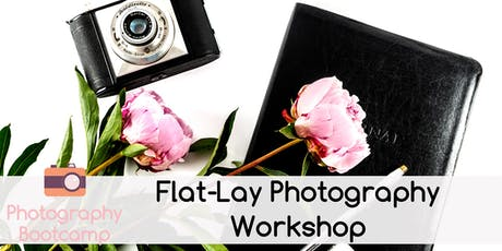 Flat-Lay Photography Workshop tickets