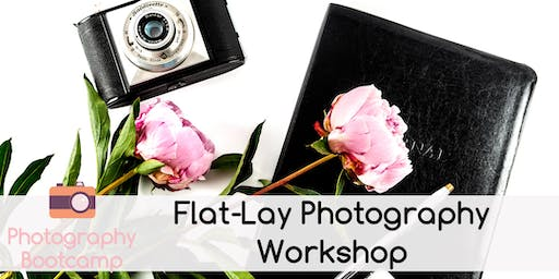 Flat-Lay Photography Workshop
