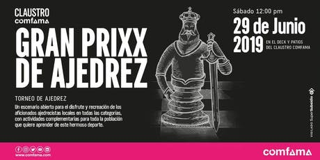 Grand Prix de Ajedrez tickets