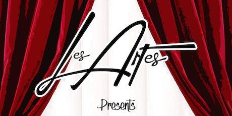 Les Artes, die beste Kunst Show Frankfurts Tickets