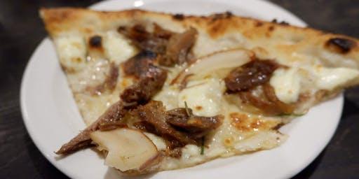 Toronto West End Pizza Crawl with @EatingThroughTO
