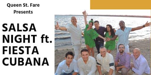 Salsa Night featuring Fiesta Cubana