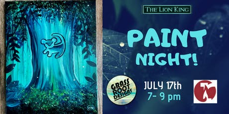 Tree of Life | Paint Night at Red Lantern! tickets
