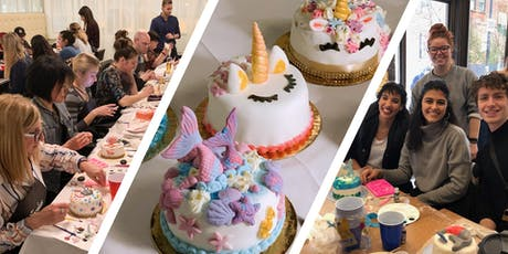CAKE DECORATING NITE- No Experience Needed! tickets