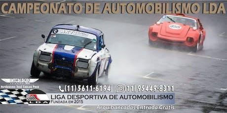 5ªETAPA   CAMPEONATO DE AUTOMOBILISMO LDA ingressos
