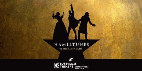 HAMILTUNES at Everyman! tickets