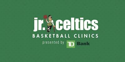 2019 Jr. Celtics Cape Cod Clinic presented by TD Bank
