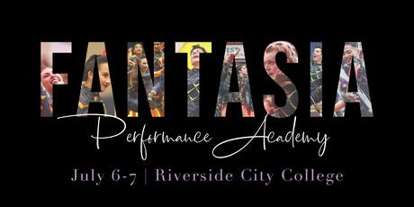 2019 Fantasia Performance Academy tickets