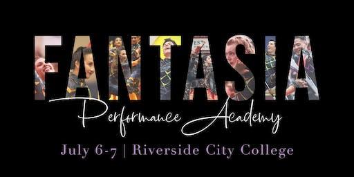 2019 Fantasia Performance Academy