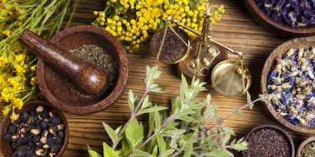 Herbal Healing Workshop tickets