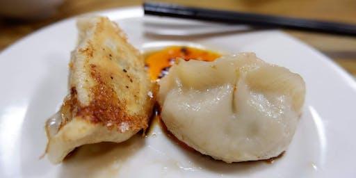 Chinatown Dumpling Crawl with @EatingThroughTO