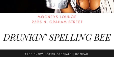 Drunkin' Spelling Bee Fridays tickets