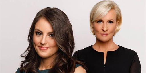 An Evening with Mika Brzezinski & Daniela Pierre-Bravo at Books & Books!