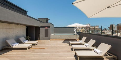 ROOFTOP POOL PARTY | Hotel Roomate Gerard| Free entrance  entradas