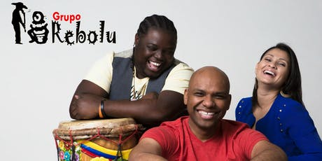 Colombian Independence Day with Grupo Rebolu tickets