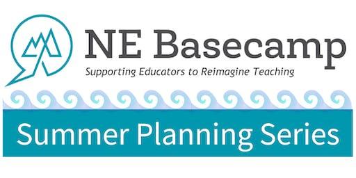 Charette HS & WHS : NEB Summer Planning Days (August 19 &20)