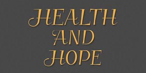 Health and Hope Summer in Baltimore with Doug and Thea Wood!!