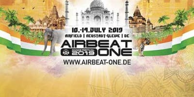 3 VIP Tickets Airbeat One Festival