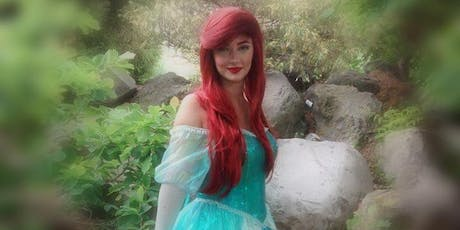 Under The Gazebo Luncheon With The Mermaid Princess tickets