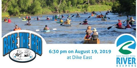2019 Race the Red Canoe & Kayak Races tickets
