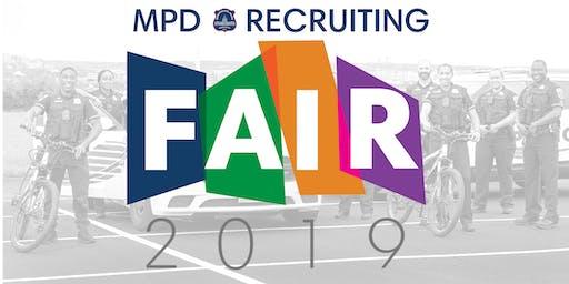 MPD Recruiting Fair