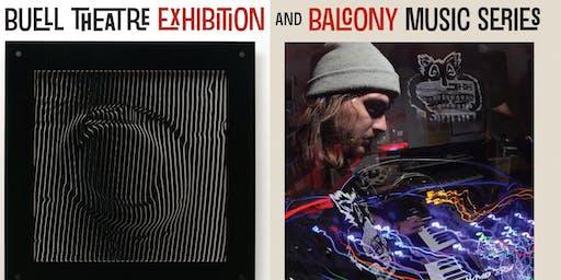 Buell Theatre Exhibition and Balcony Music: Collin Parson & Nasty Nachos