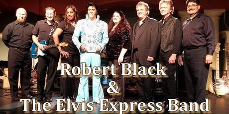 Robert Black & The Elvis Express Band tickets