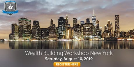 Wealth Building Workshop - New York, NY tickets