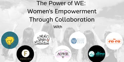 The Power of WE: Women's Empowerment Through Collaboration