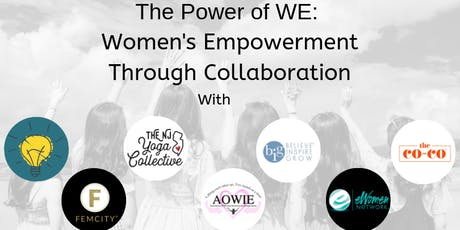 The Power of WE: Women's Empowerment Through Collaboration tickets