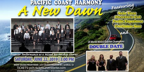 A New Dawn! tickets