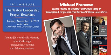 18th Annual Charleston Leadership Prayer Breakfast tickets