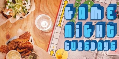 Game Night at Spitz - Studio City! tickets