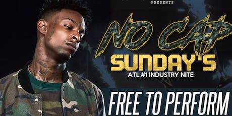 Industry Network Event- No Cap Sundays  tickets