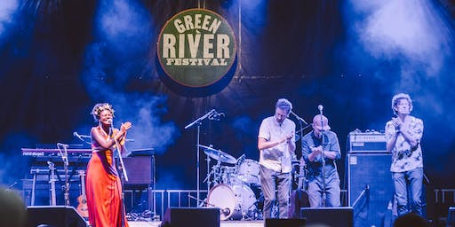 Green River Festival Pop-up Party w/ Birds of Chicago in Pulaski Park