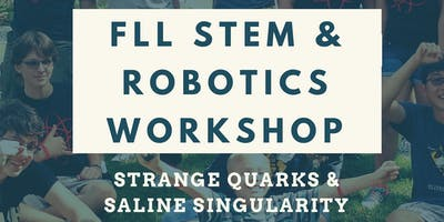 2019 Q27 FLL STEM & Robotics Workshop