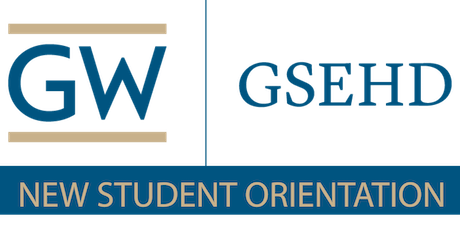 Fall 2019 GSEHD New Student Orientation Events tickets