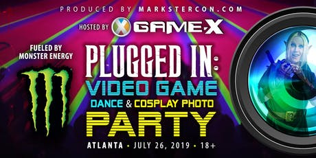 PLUGGED IN: Video Game Dance & Cosplay Photo Party tickets