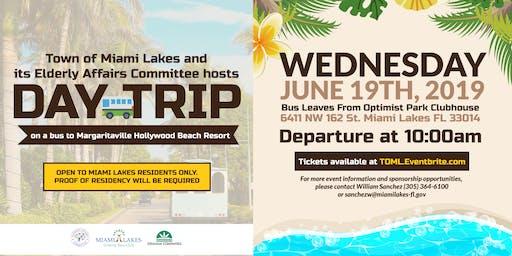 Senior Field Trip: Margaritaville Hollywood Resort