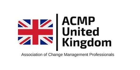 Organsational Networks in Enabling Change  tickets