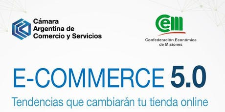 Seminario E-Commerce 5.0 entradas