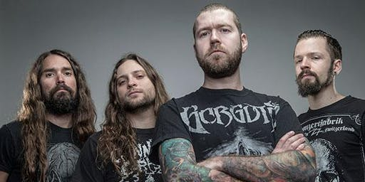 Revocation & Voivod at First Unitarian Church