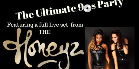 The Honeyz - Ultimate 90s Party  tickets